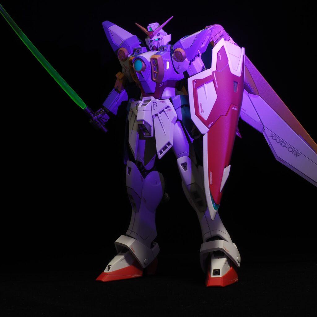 今回は紫外線LEDを当てつつ、紫っぽくならないようにするにはどうしたらいいか?を考えていきたいと思います。